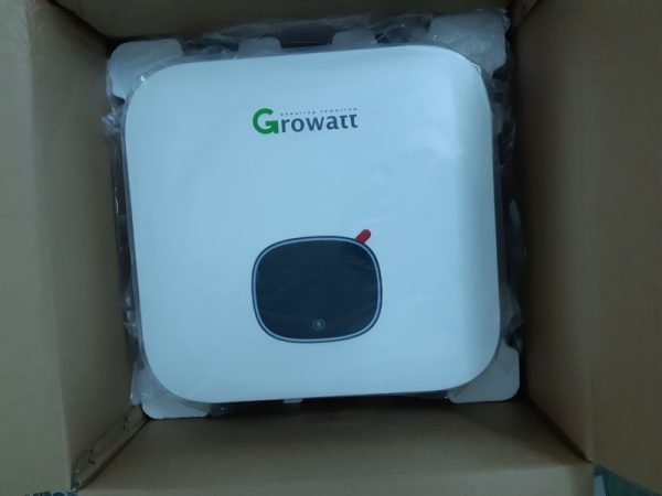 Inverter growatt 3000tl-x