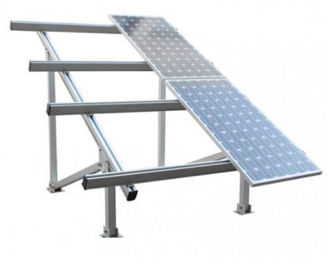 khung dàn đỡ pin năng lượng mặt trời