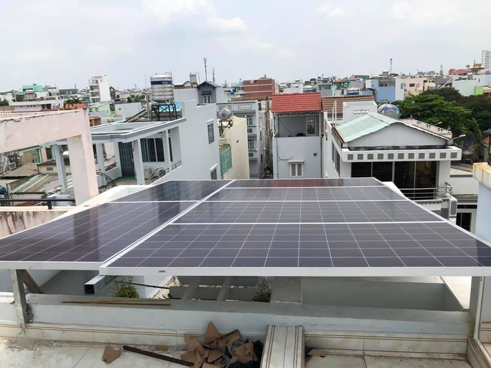 điện mặt trời tại hải phòng