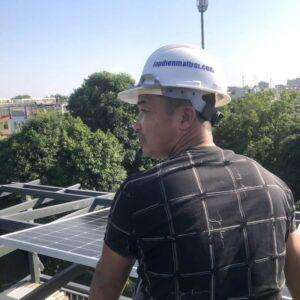 lắp điện mặt trời tại Lê Chân Hải Phòng khu đô thị ven sông cầu rào 2