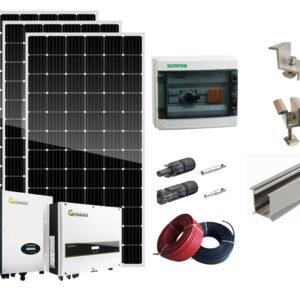 Hệ thống điện năng lượng mặt trời hoà lưới
