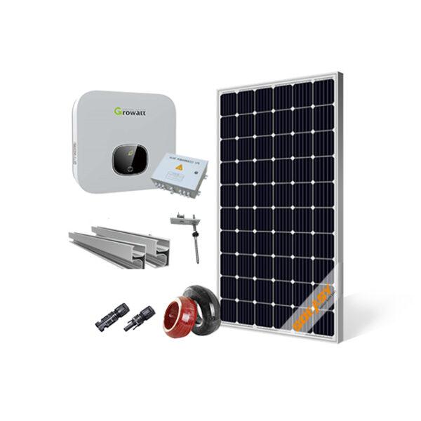 Lắp đặt điện năng lượng mặt trời tại Tiên Lãng Hải Phòng