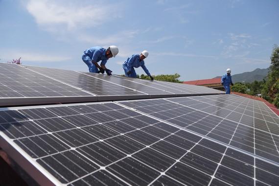 lắp điện mặt trời tại Hà Lọng Quảng Ninh