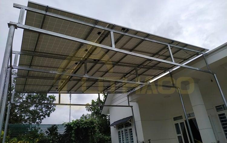 Lắp điện mặt trời tại Thanh Xuân Hà Nội