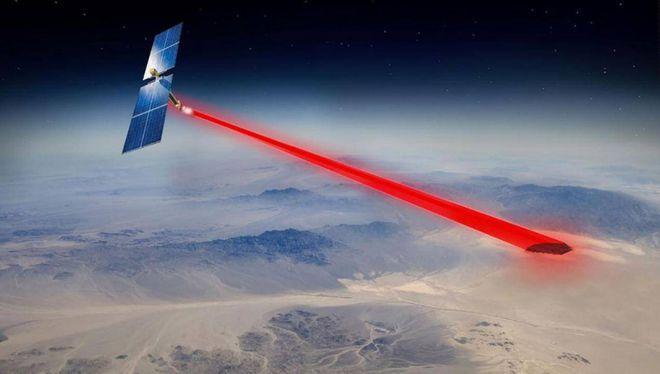 Mô phỏng phóng điện mặt trời từ không gian xuống trái đất