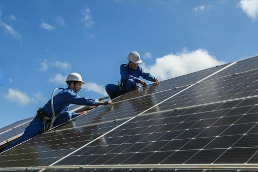 Đấu thầu điện mặt trời