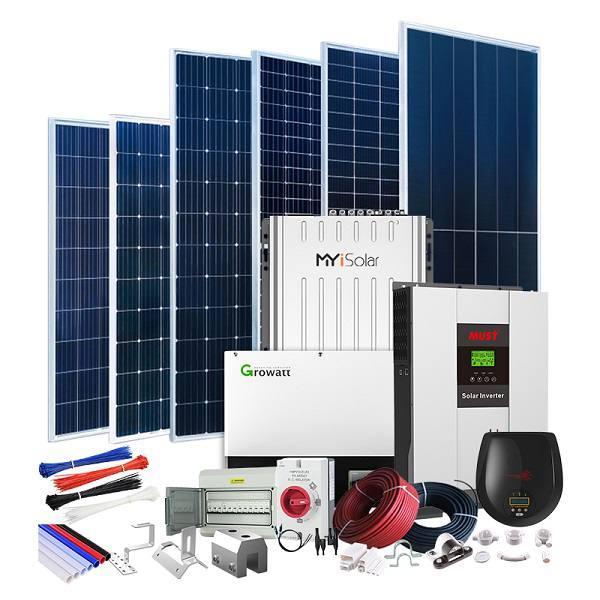 Lắp đặt pin mặt trời tại Bắc Từ Liêm