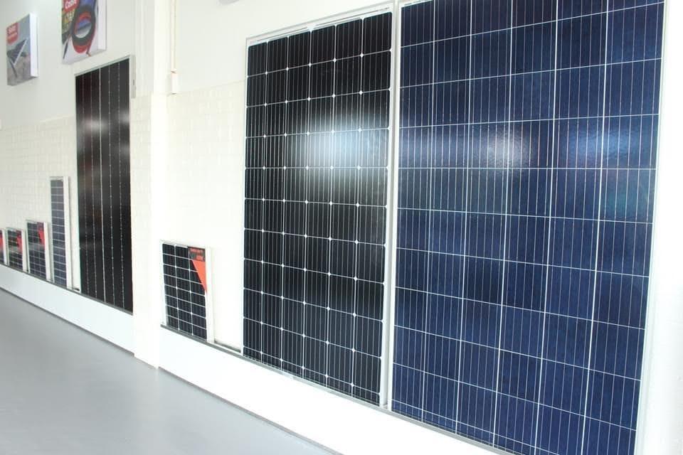 Lắp điện mặt trời tại Yên Phong Bắc Ninh