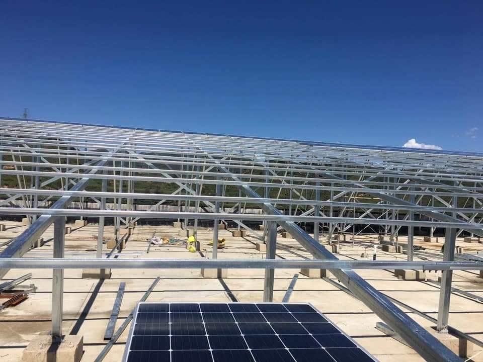 Hệ thống điện mặt trời hoà lưới